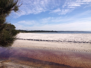 Jervis Bay Grass Patch Beach